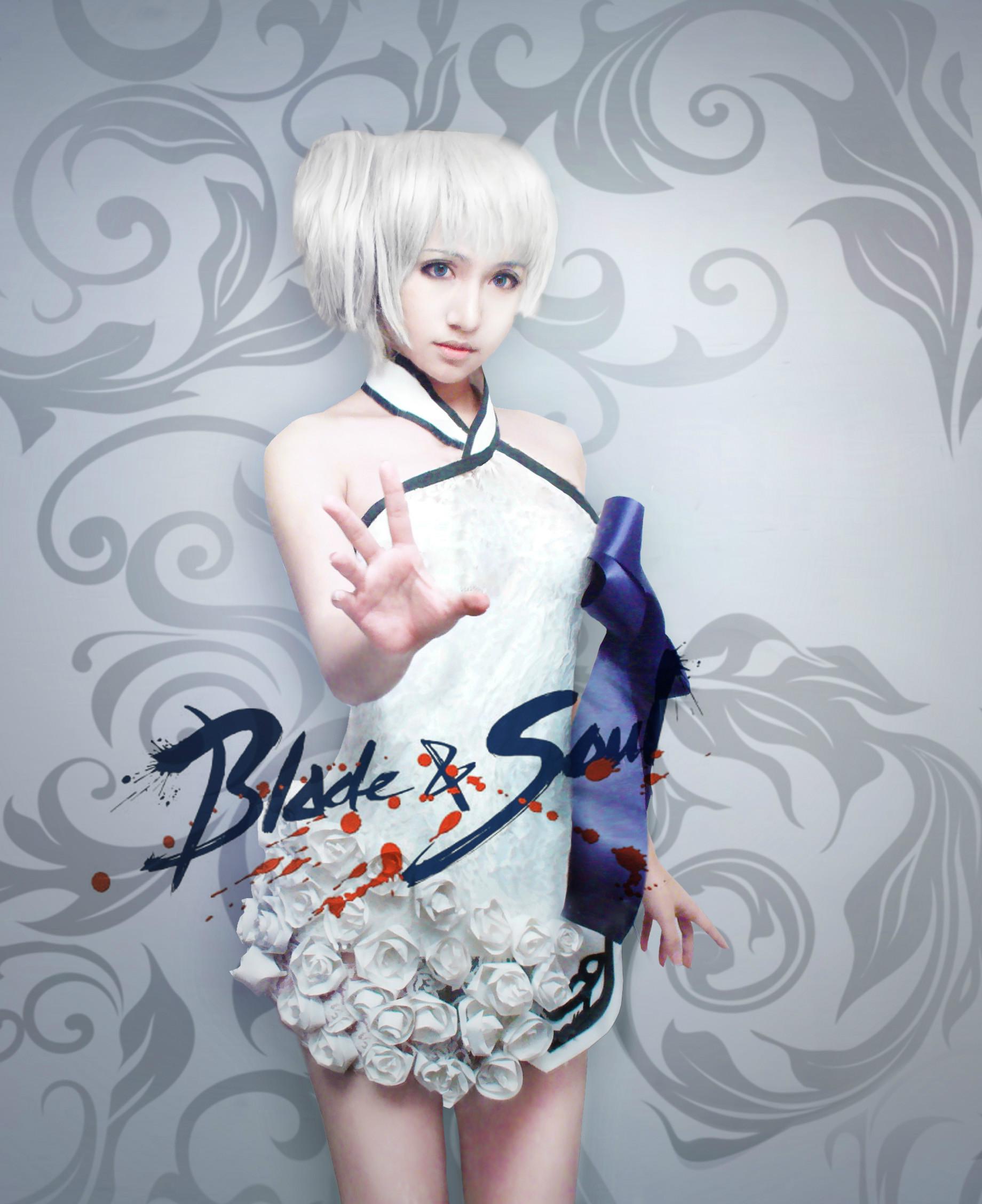 Blade & Soul: Thêm một bộ ảnh cosplay tuyệt đẹp!