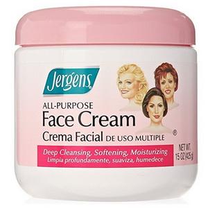 Kem Dưỡng ẩm và Mịn Da mặt Jergens Face Cream của Mỹ