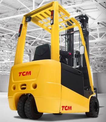 Xe nâng TCM FTB15 FTB18 FTB20 E1