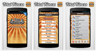 Total Fitness android app
