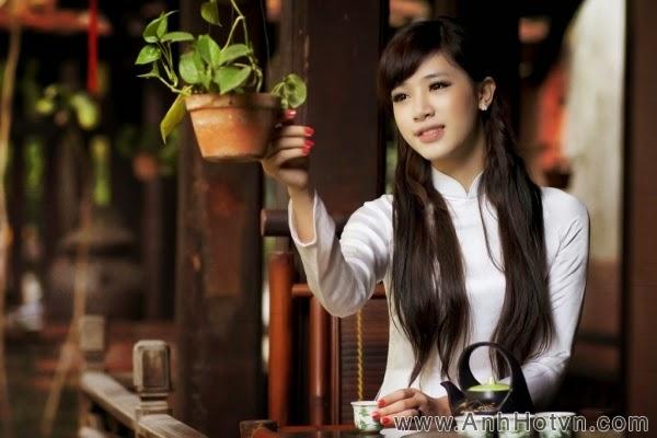 Bộ ảnh áo dài Việt P4