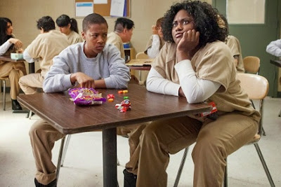 Orange is the New Black: Taystee and Poussey