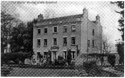 The Manor House, Little Shelford