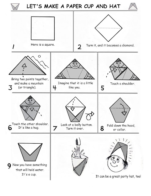 list of synonyms and antonyms of the word origami paper cup