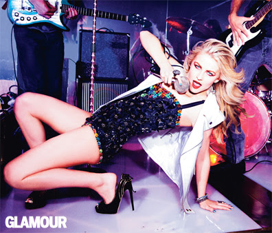 Glamour US - JULIO 2012- Julianne Hough