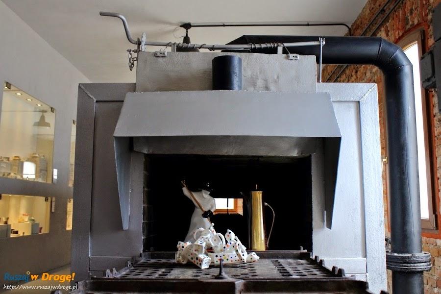 AS Ćmielów - wystawa porcelany użytkowej