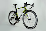 Fluo Wilier Triestina Cento1 Air Shimano Dura Ace 9070 Di2 Complete Bike at twohubs.com