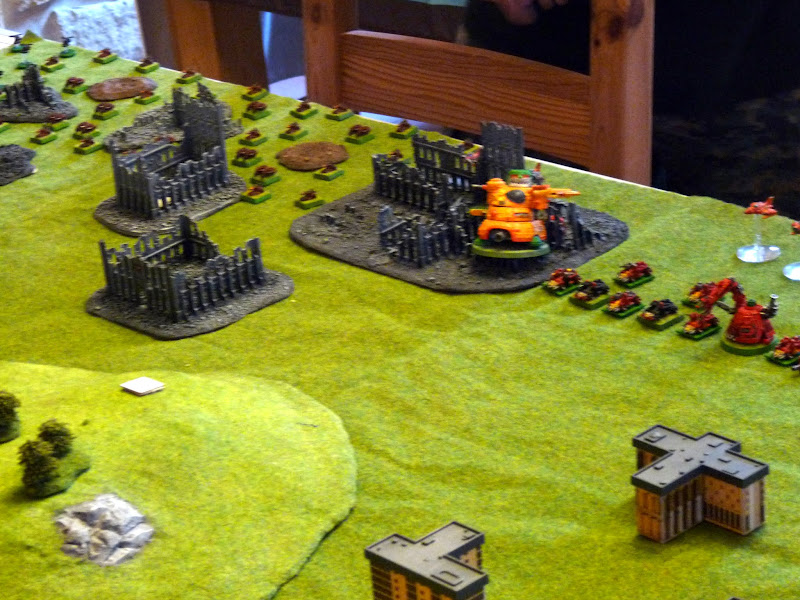 Orks Vs Imperium 7000 points: La Revanche des Orks P1070157