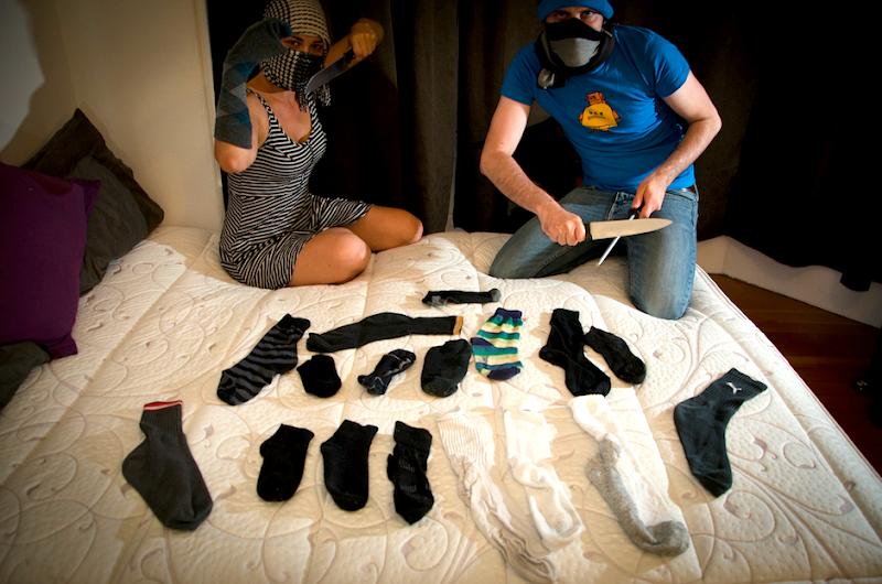 Sock Insurance Hugues Terrorist