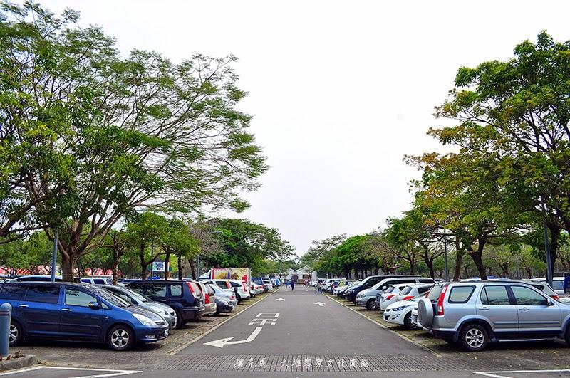 六堆客家文化園區停車場