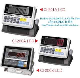 đầu đọc cas CI-200A-201A