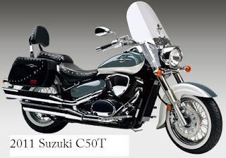 New Suzuki C50 - 2011 Suzuki Boulevard C50T