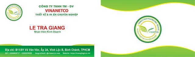 Sample Name Card - Code : namecard046