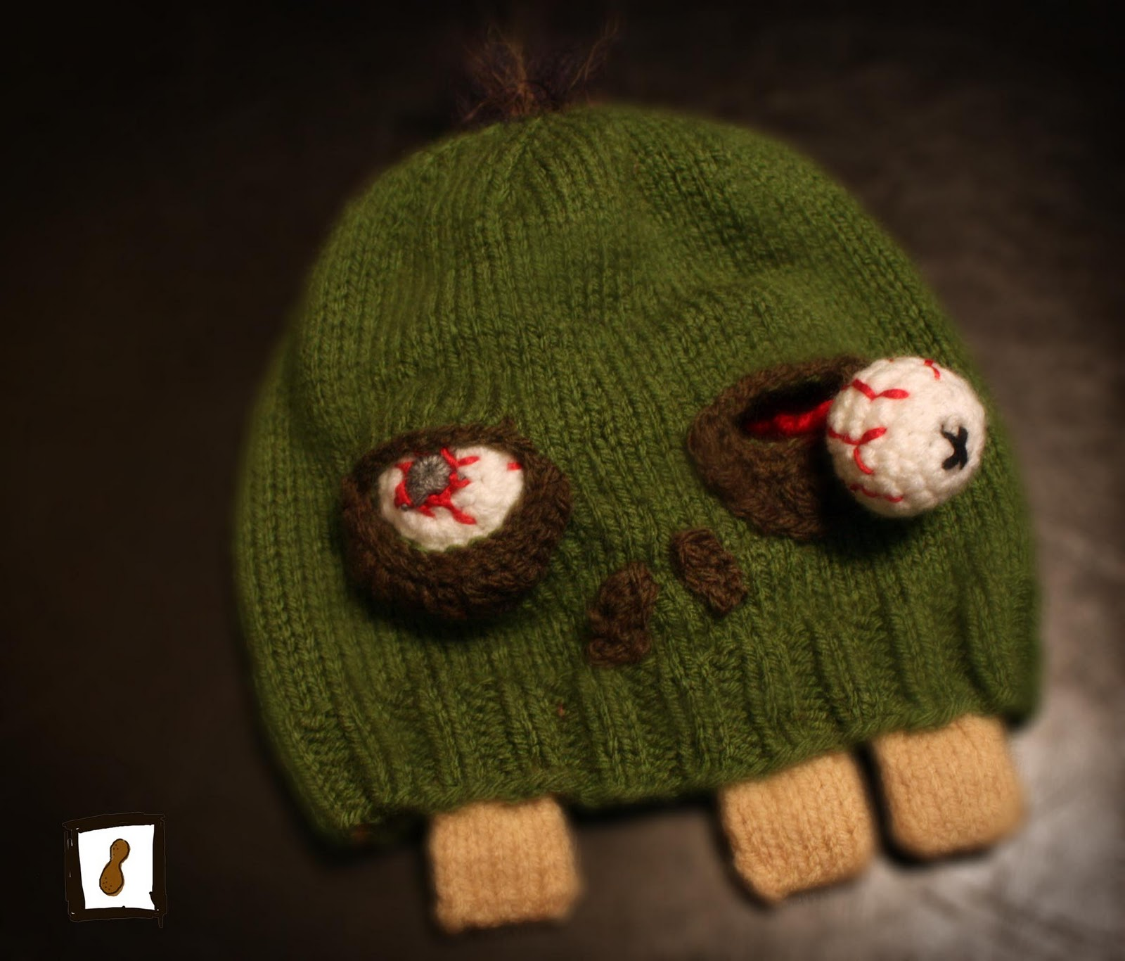 Zombie Hat Give-Away