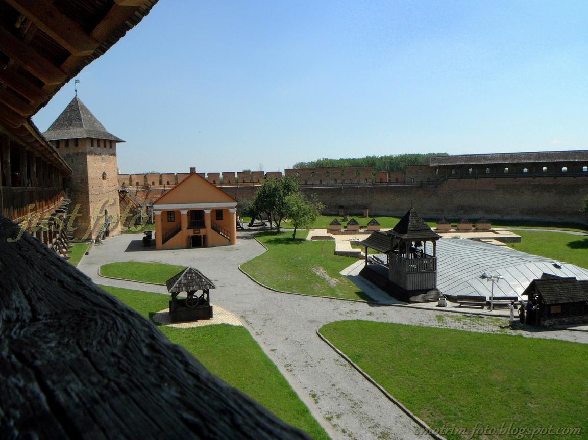 Замок Любарта фото