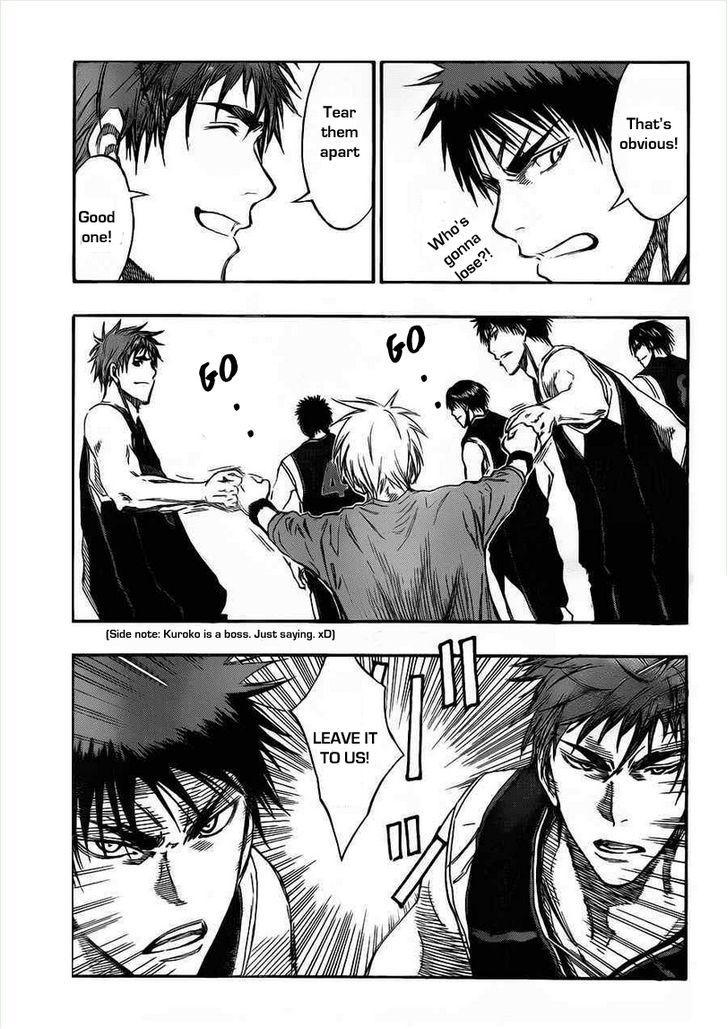Kuroko no Basket Manga Chapter 150 - Image 14