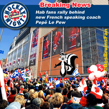 Montreal Canadiens apologize to fanas for hiring Randy Cunneyworth