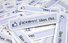 Выдадут ли патент на кнопку «Like» компании Facebook?