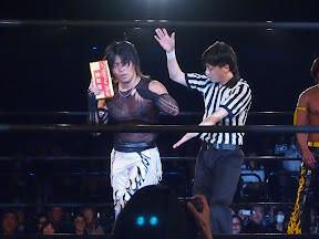 2013年4月13日 DDT 観戦記 : ナ...