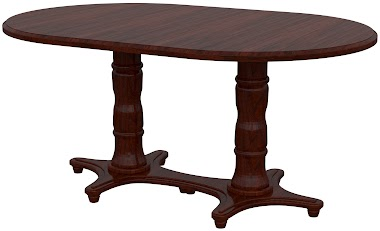 Lotus Round Conference Table