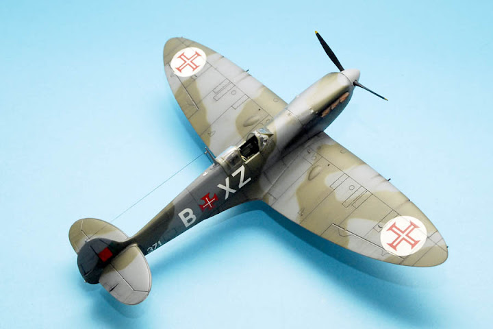 Supermarine Spitfire Mk.I - Tamiya - 1/48 - CONCLUÍDO - Página 3 Final_5