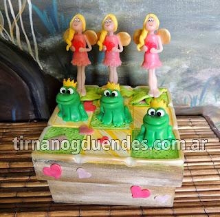 TATETI Hadas vs. Sapos príncipes www.tirnanogduendes.com.ar