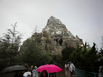 Matterhorn (closed) in the rain