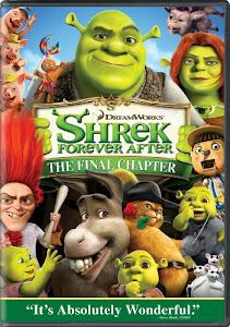 Gã Chằn Tinh Tốt Bụng 4 (Cuộc Phiêu Lưu Cuối Cùng) - Shrek Forever After poster