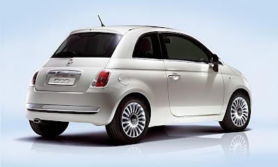 Fiat 500 - Euro model