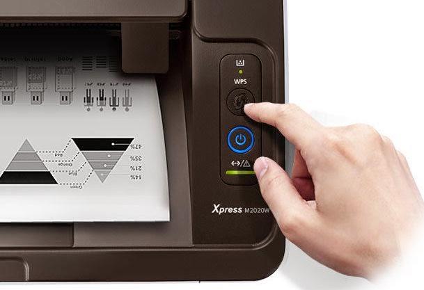 Принтер Samsung SL-M2020W. Фото 2
