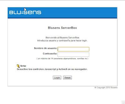 Extensión Chrome Nas Blusens 8