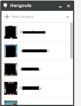 Hangouts Chrome extension keeps showing Missed messages - Hangouts Help