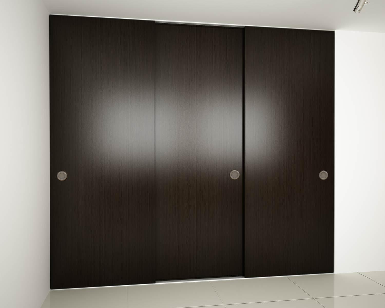 Orbis home closets modulares puertas para closets for Ideas puertas de closet
