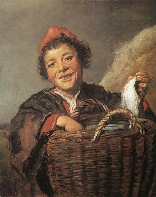 Frans Hals - Fisher Boy