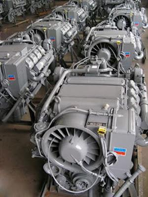 Máy phát điện Deutz 45kva – 2000kva