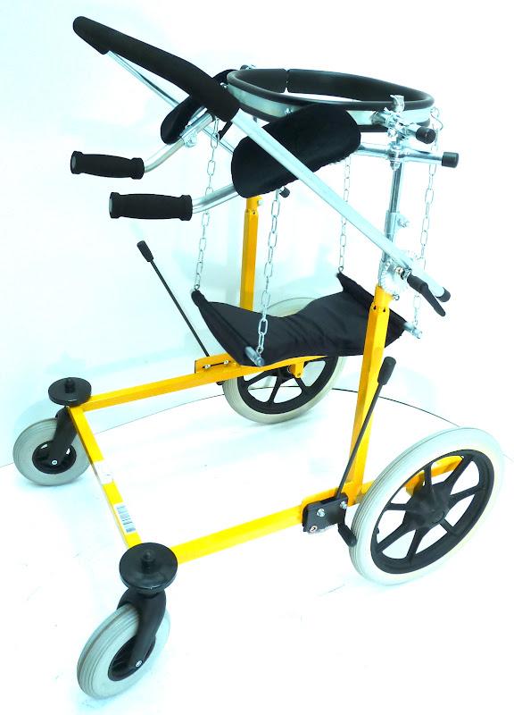kinder rollator thomashilfen fidus gr e 3 gewagen laufhilfe tfs102 ebay. Black Bedroom Furniture Sets. Home Design Ideas
