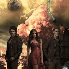 Poster Phim Nhật Ký Ma Cà Rồng - The Vampire Diaries Season 7