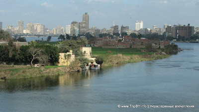 Панорама Каира by TripBY.info