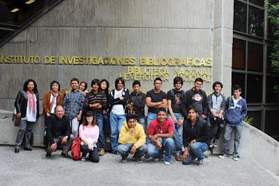 Biblioteca Nacional. Plantel 1 ENP.