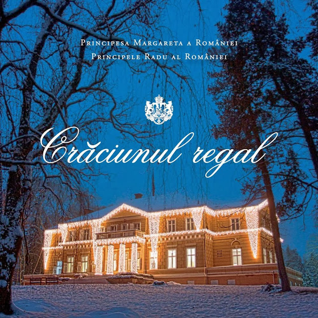 Crăciunul Regal, album lansat de Principesa Moştenitoare Margareta şi Principele Radu, despre cum a petrecut Familia Regală sărbătorile de iarnă în ultimii 150 de ani
