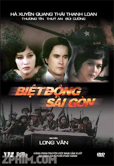Biệt động Sài Gòn - Biệt động Sài Gòn (1986) Poster