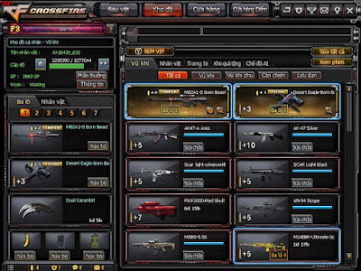 Sharing acc chất M4A1 Predator, Barrett Born Beast, Lục Vip miễn phí, acc cf free, acc dot kick moi nhat Barrett%2BBorn%2BBeast%252C%2BLuc%2BVip