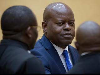 Le député congolais Fidèle Babala, poursuivi par la CPI pour subornation de témoins dans le cadre de l'affaire Jean-Pierre Bemba (Photo CPI).