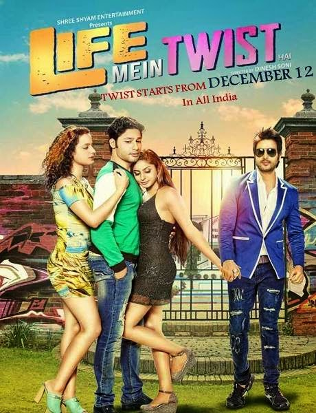 Cover of Life Mein Twist Hai (2014) Hindi Movie Mp3 Songs Free Download Listen Online at alldownloads4u.com