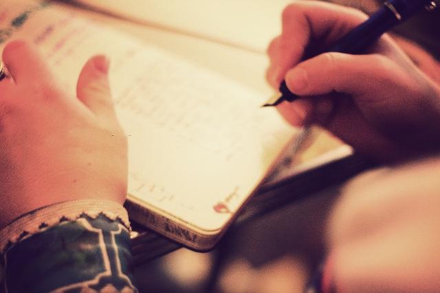 記帳就是寫金錢日記