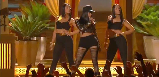 Nicki Minaj – High School ft. Lil Wayne – Billboard Music Awards   Nicki Minaj   High School   Billboard Music Awards