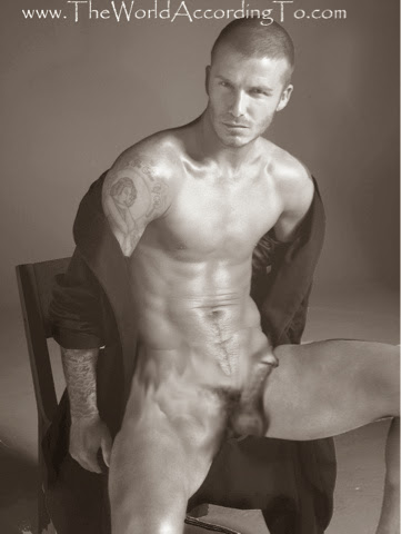 Assured David beckham naked xxx