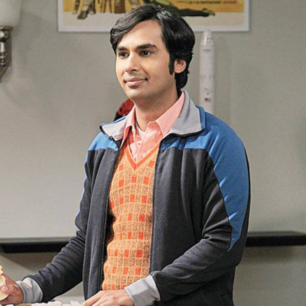 Kunal Nayyar plays the role of Raj Koothrappali in the popular international sitcom The Big Bang Theory.