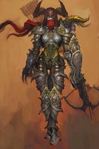 Demon Hunter Normal Nightmare Build