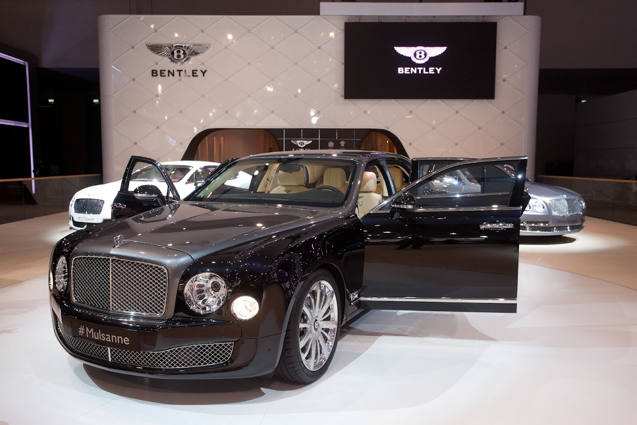 Bentley Mulsanne Shaheen
